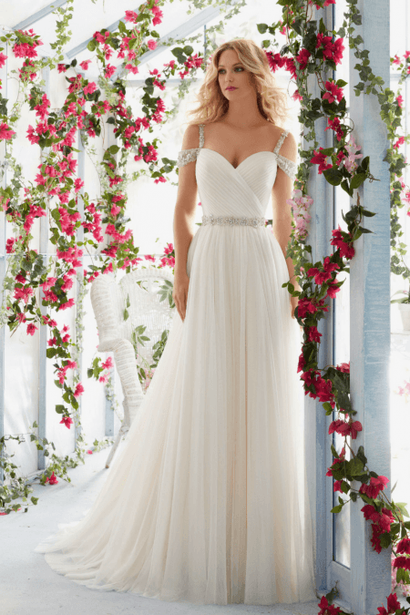 Mori Lee 6814 Trouwjurk