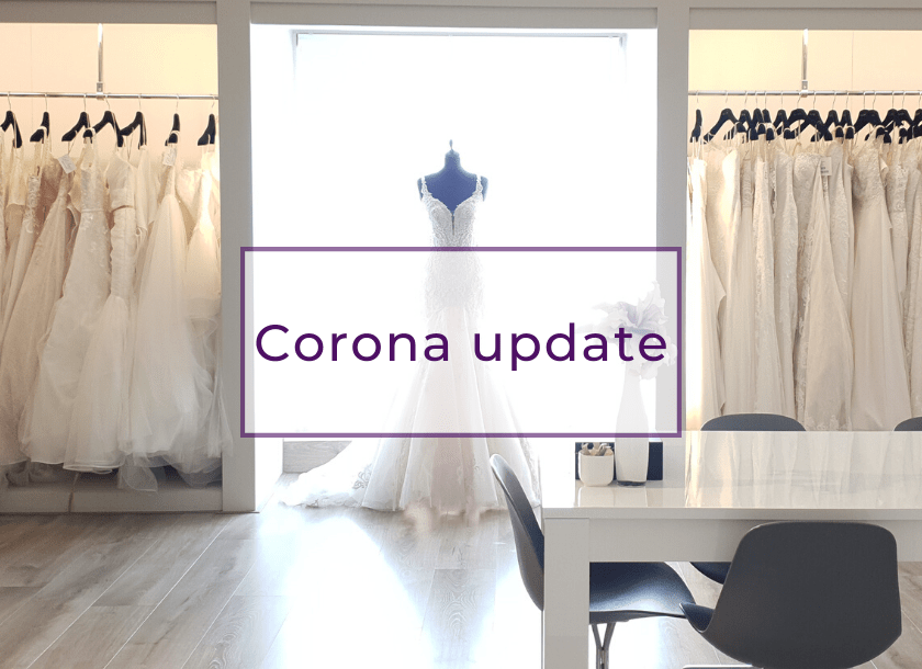 Corona update blok