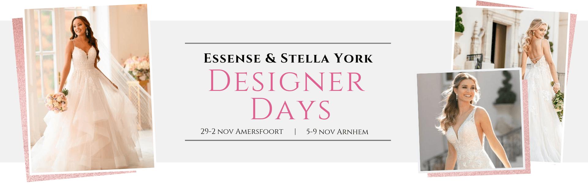 Designer Days Essense & Stella York